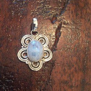 Jewelry - M Stone Pendant